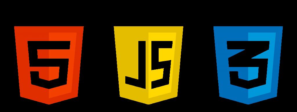 imagen logos html js y css