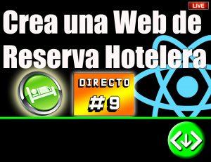 programa una web de reserva hotelera