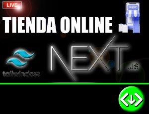 tienda online nextjs